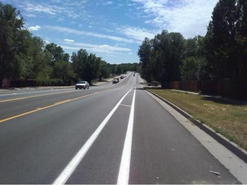 Rob Longer Bike Lane